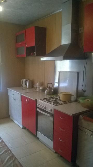 Хостел Кошкин Дом кухня